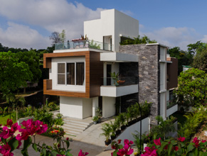 3 BHK and 4 BHK Villa Bunglows in Lonavala - Ace Palazzo