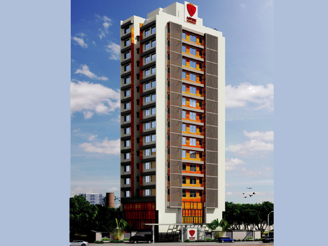 Aspire Residency - 1 and 2 BHK Luxury Flats in Mulund