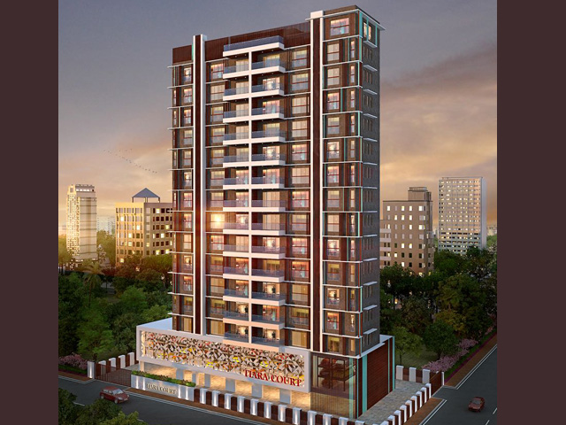 Tiara Court Mulund - Luxury Flats in Mulund
