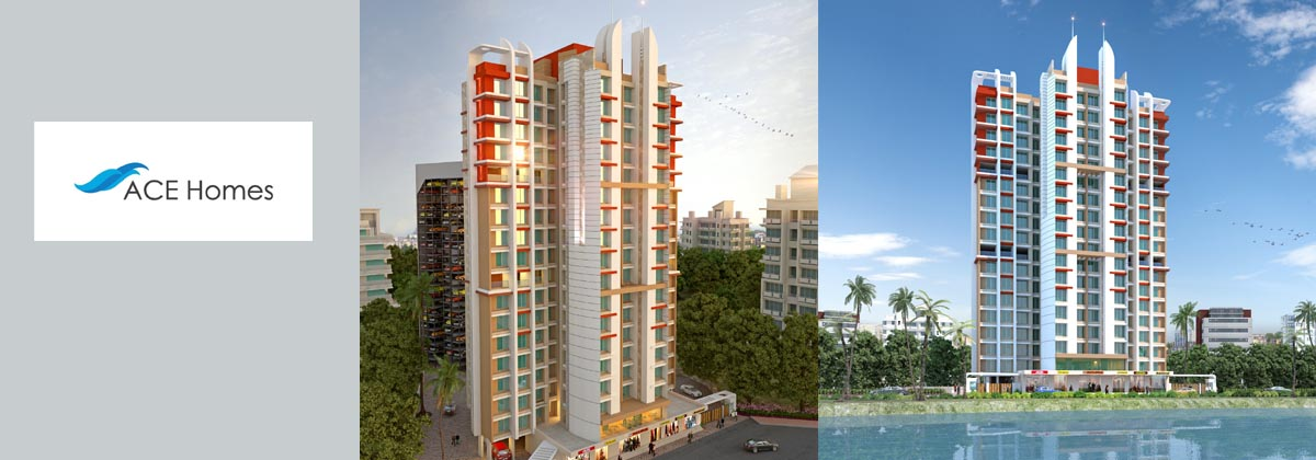 Ace Homes - Buy 1 BHK and 2 BHK Flats in Kasarwadavali Thane